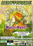 Hanfparade 2015 - Nutzt Hanf!